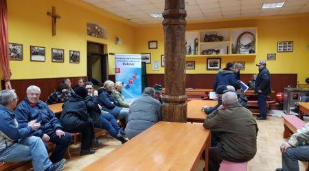 Održana prezentacija  u prostorijama DVD-a Satnica Đakovačka